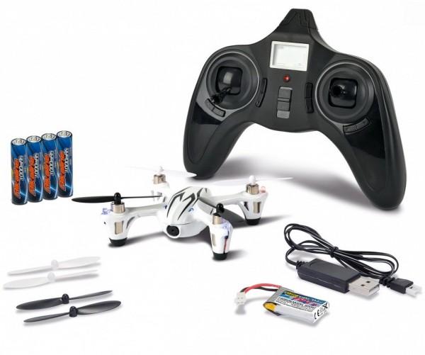 Carson X4 Micro Quadcopter SPY 2 4 GHz (507059)