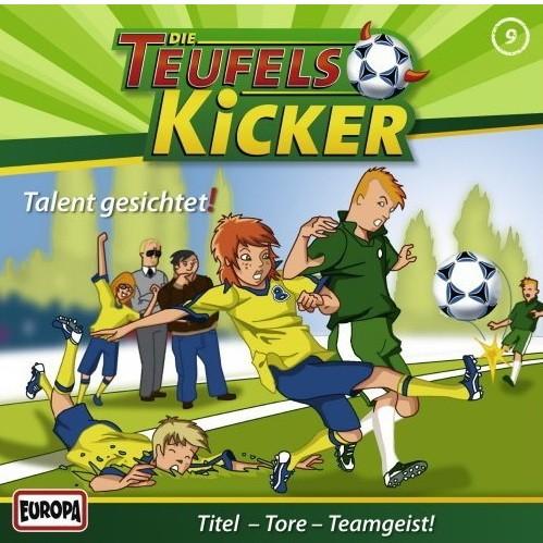 CD Teufelskicker: Talent gesichtet! (09)
