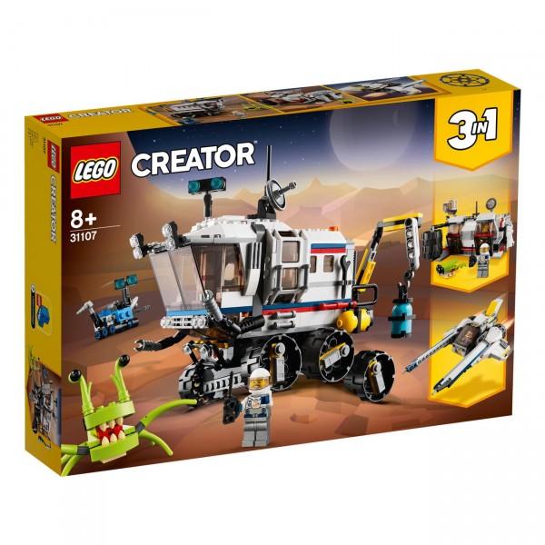 LEGO Creator 31107 - Planeten Erkundungs-Rover