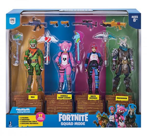 Fortnite - Figuren Squad Mode (Jazwares)