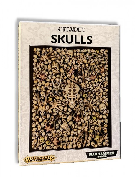Citadel Skulls - Schädel