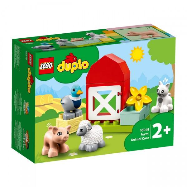 LEGO DUPLO 10949 - Tierpflege auf dem Bauernhof