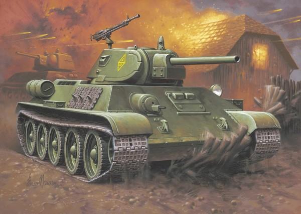 Revell 03294 - T-34/ 76 (Modell 1940)