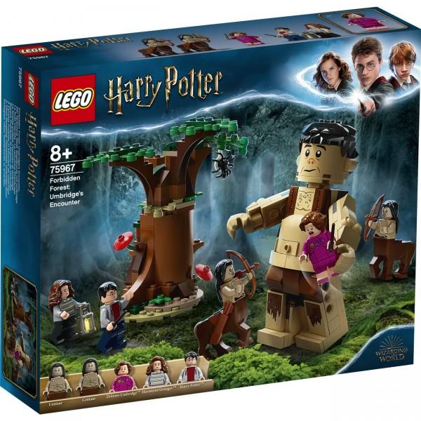 LEGO Harry Potter 75967 - Der Verbotene Wald: Begegnung mit Umbridge