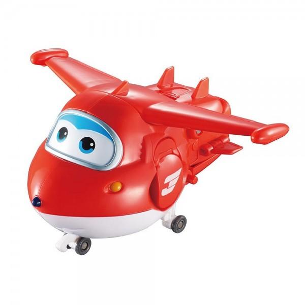 Super Wings JETT - Mini Transform Flugzeuge