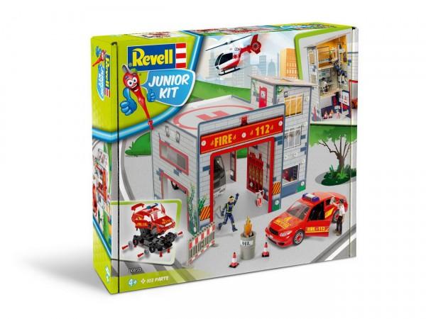 Revell Junior Kit - Feuerwache Spielset (00850)