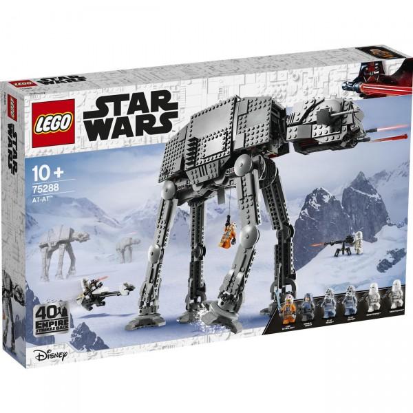 2020-08-LEGO Star Wars 75288 - AT-AT