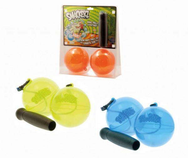 Smackerz Softball Spiel