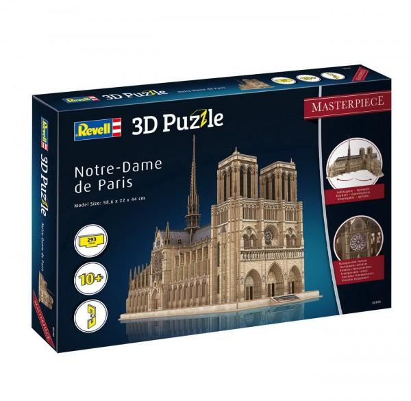 Revell 00190 - Notre Dame de Paris 3D Puzzle