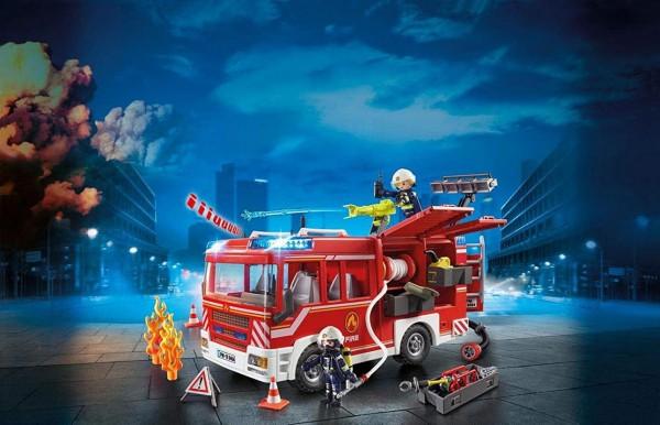 Playmobil 9464 - Feuerwehr Rüstfahrzeug