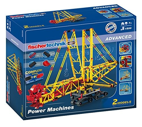 fischertechnik 520398 - Power Machines (Advanced)