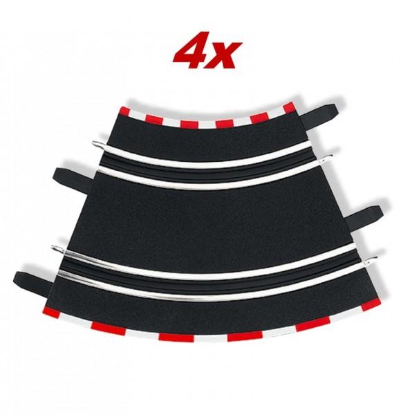Carrera Go / digital 143 Kurve 1/ 45 Grad