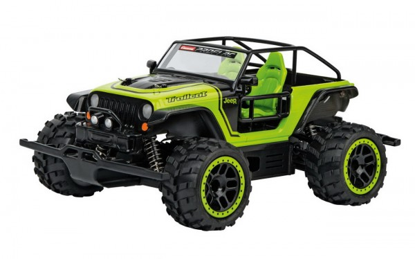 Carrera R/C Profi - Jeep Trailcat PX (183019) RC Auto