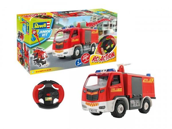 Revell Junior Kit RC Feuerwehrauto - Fire Truck 00970