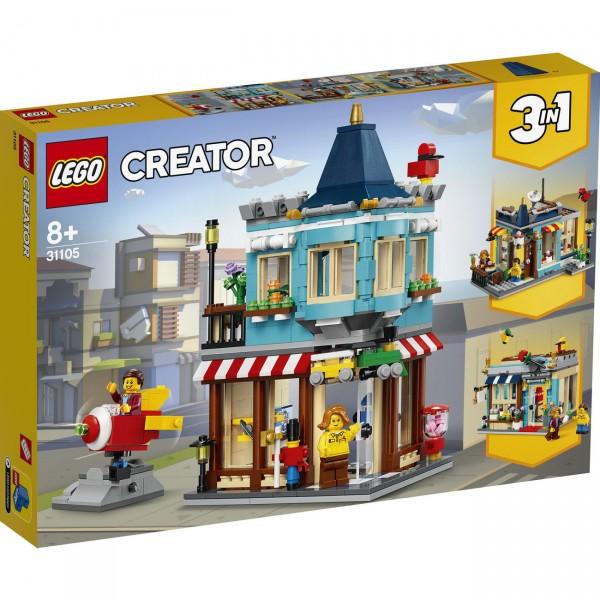 LEGO Creator - Spielzeugladen im Stadthaus (31105)