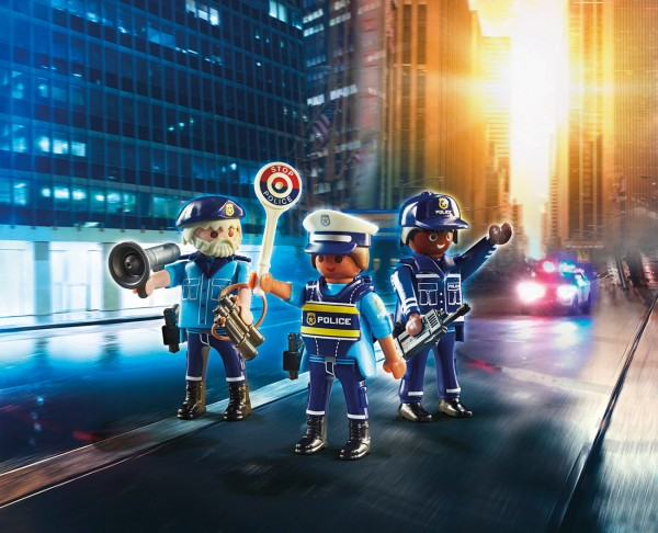 Playmobil 70669 Figurenset Polizei (City Action)
