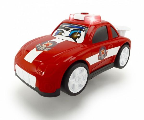 Happy Rescue - Einsatzwagen Feuerwehr rot (Dickie Toys)