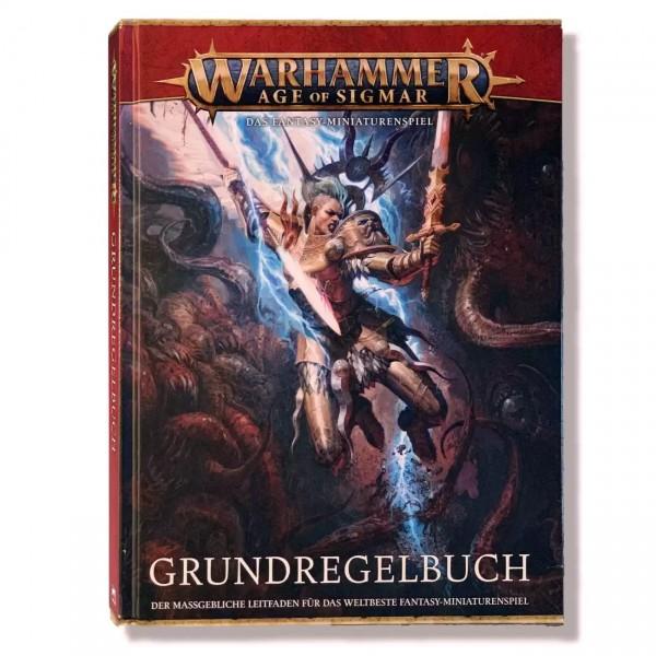 Warhammer: Age of Sigmar - Grundregelbuch (80-02)