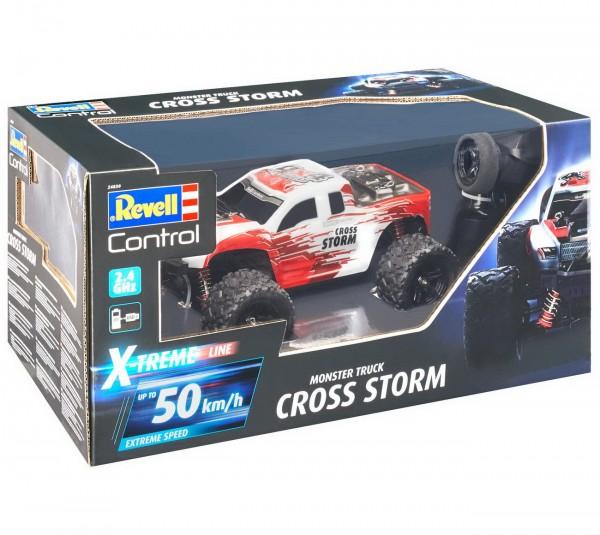 Revell Control 24830 - X-Treme CROSS STORM - RC Auto