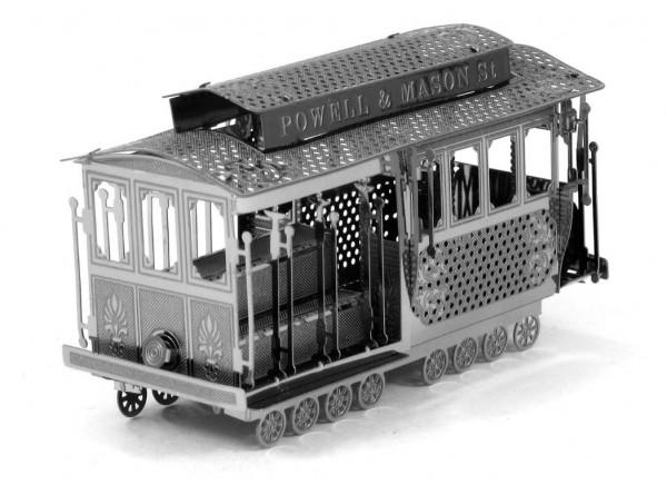 Metal Earth - San Francisco Cable Car
