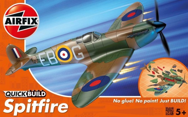 Airfix Quick-Build - Spitfire