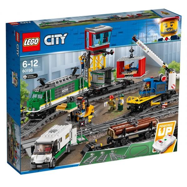 LEGO City 60198 - Güterzug Eisenbahn