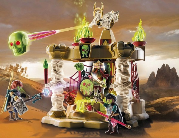 Playmobil 70751 - Sal'ahari Sands - Tempel der Skelettarmee - Novelmore