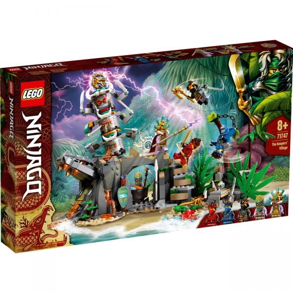 LEGO NINJAGO 71747 - Das Dorf der Wächter