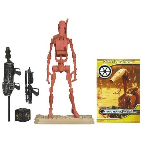 Battle Droid MH04 HASBRO 37751