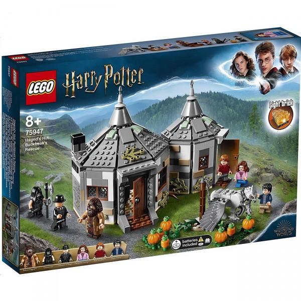 LEGO Harry Potter 75947 - Hagrids Hütte
