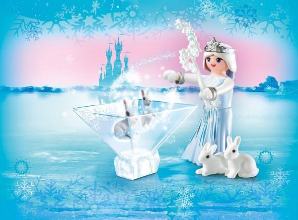 Playmobil 9353 - Prinzessin Winterblüte