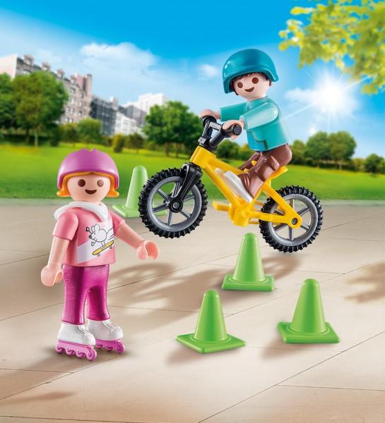 Playmobil 70061 - Kinder m Skates u BMX (Special Plus)