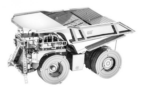 Metal Earth - CAT Bergbau-LKW - Mining Truck