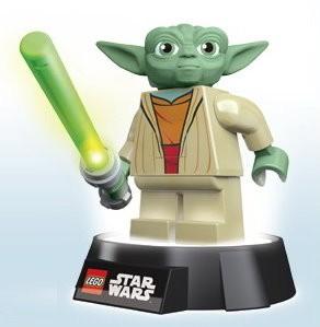 Yoda Schreibtischleuchte / Taschenlampe