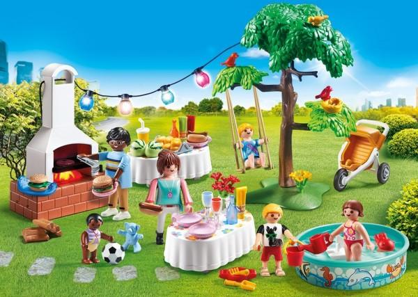 Playmobil 9272 - Einweihungsparty (City Life)