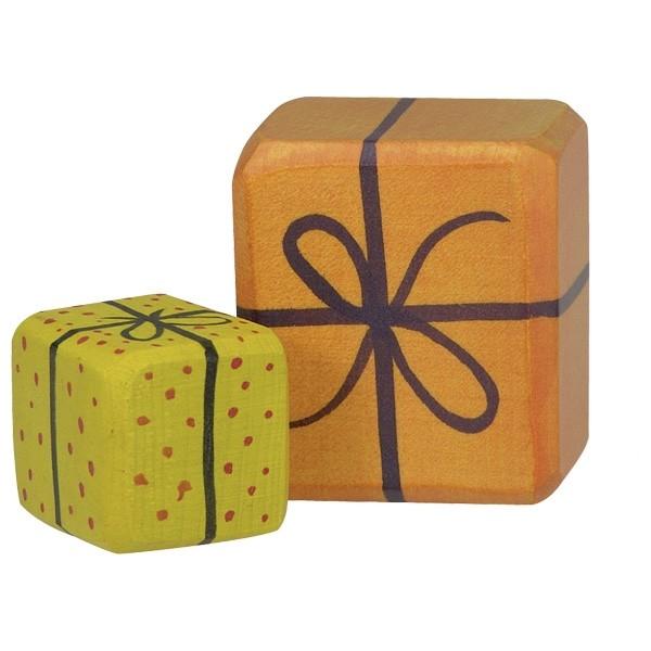 Holztiger 2 Geschenkpakete (80319)