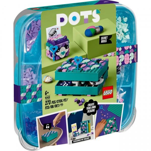 LEGO DOTs 41925 - Geheimbox mit Schlüsselhalter