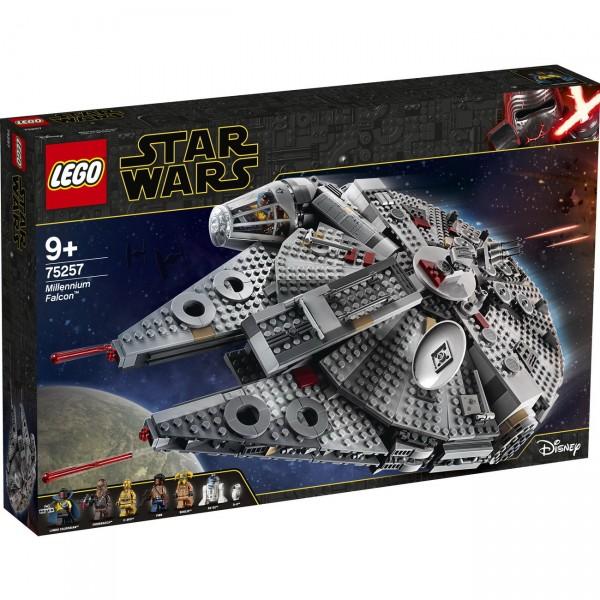 LEGO Star Wars 75257 - Millenium Falcon