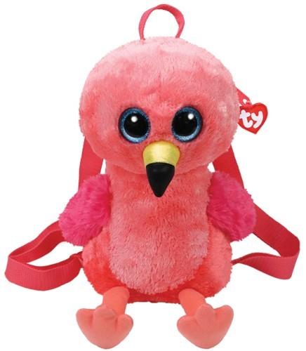 Glubschis Rucksack - Gilda - Flamingo