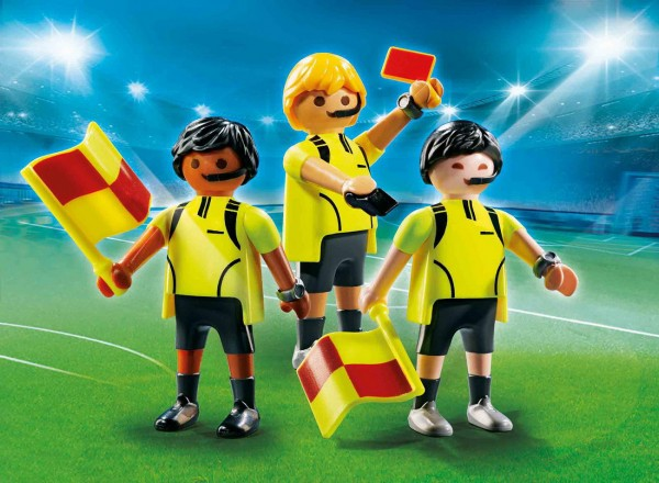 Playmobil 70246 - Schiedsrichter-Team - Sports & Action