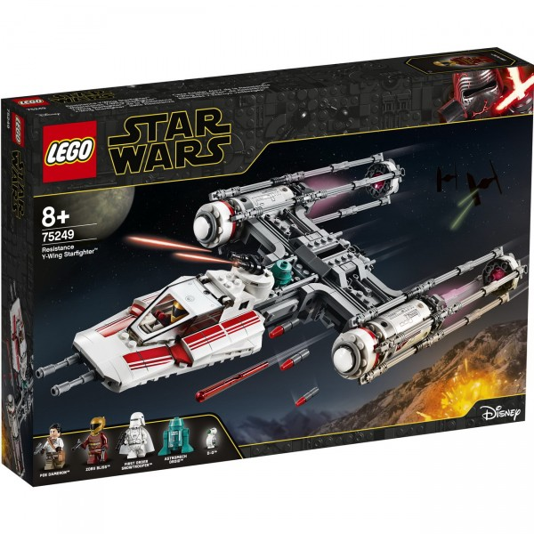 LEGO Star Wars 75249 - Widerstand Y-Wing-Fighter