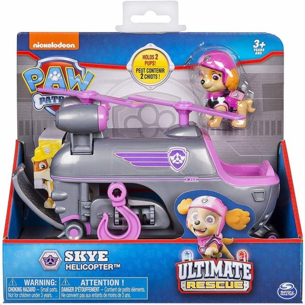 Skye - Helicopter - Paw Patrol Ultimate Rescue