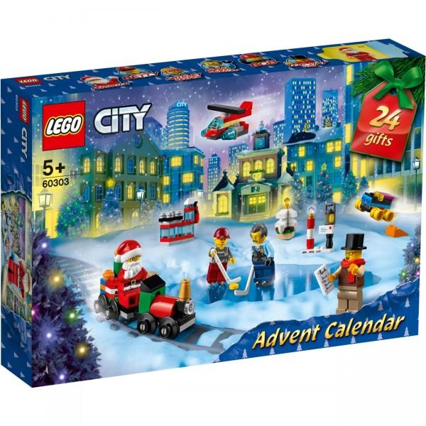 LEGO City - Adventskalender 2021 (60303)