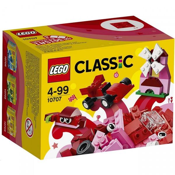 LEGO Classic 10707 - Kreativ-Box Rot