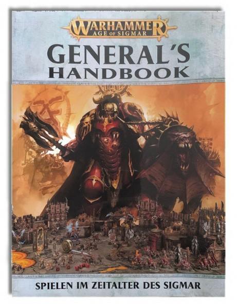 Warhammer: Age of Sigmar - Handbuch des Generals