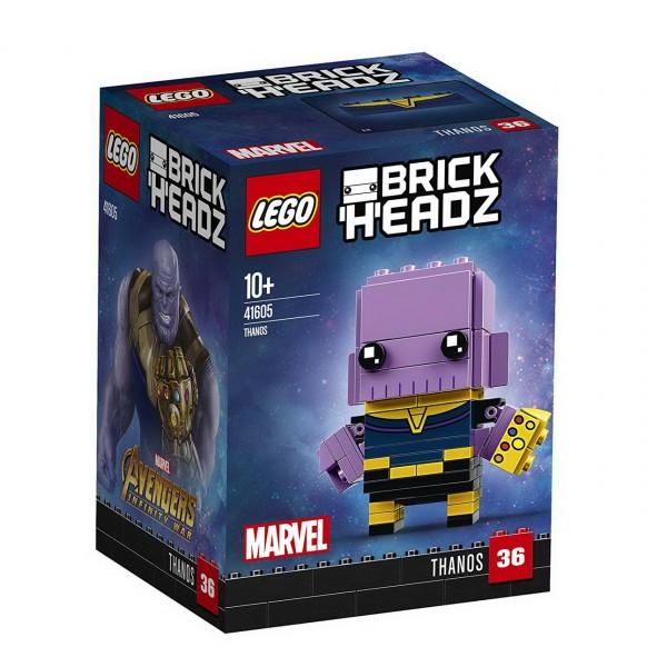 LEGO Brickheadz 41605 - Thanos - Avengers