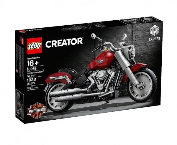 LEGO Creator Expert - Harley Davidson Fat Boy - 10269