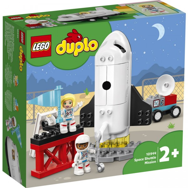 LEGO DUPLO 10944 - Spaceshuttle Weltraummission