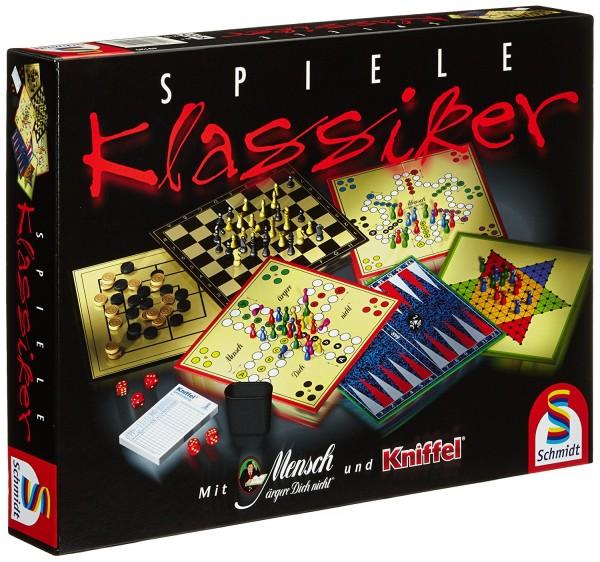 Klassiker Spielesammlung (Schmidt Spiele 49120)