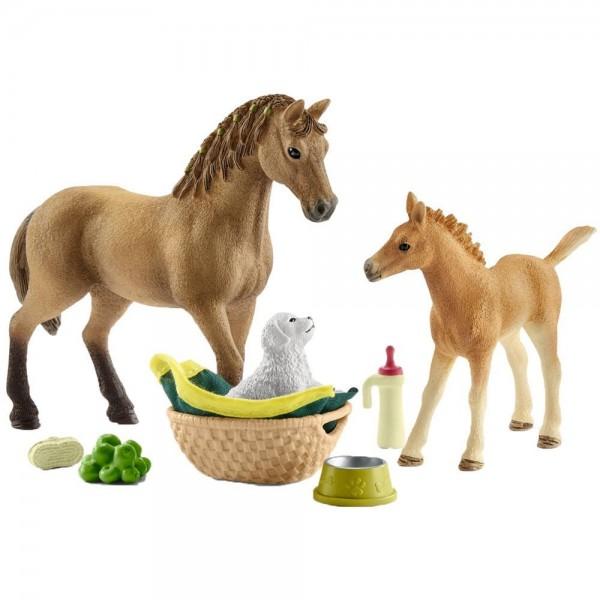 Sarahs Tierbaby Pflege - Schleich (42432) Horse Club